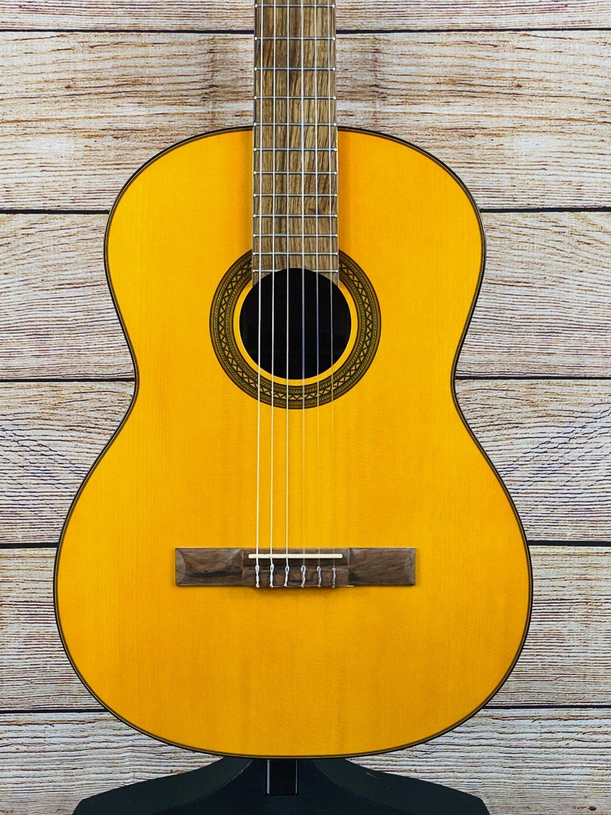 Takamine GC1 NAT, Nylon String Acoustic Guitar - Natural