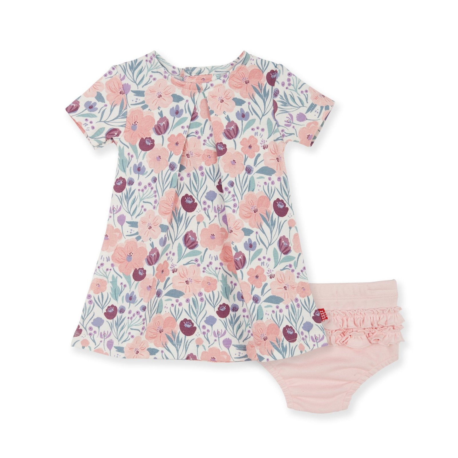 Mayfair Organic Cotton Dress Set