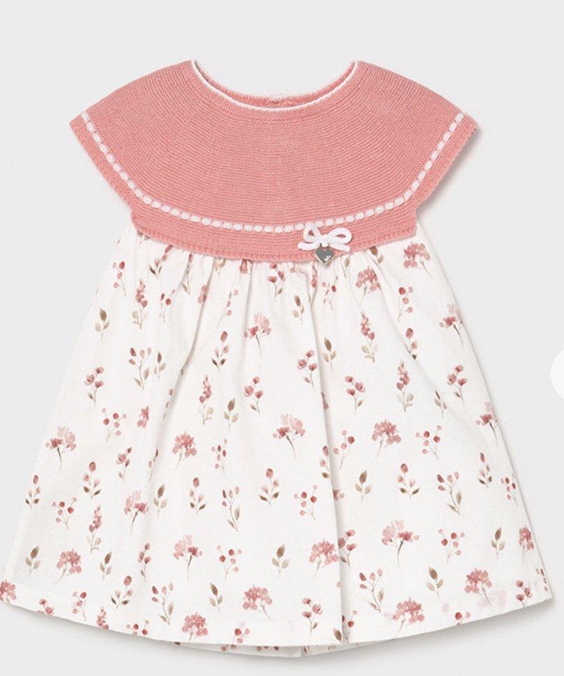 Knit Top Dress