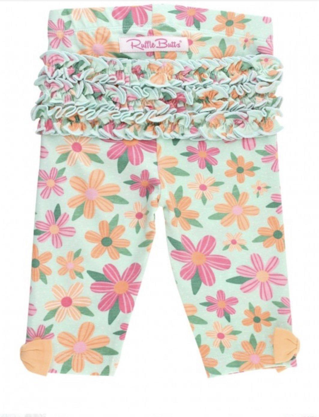 Spring Fling Capri Legging