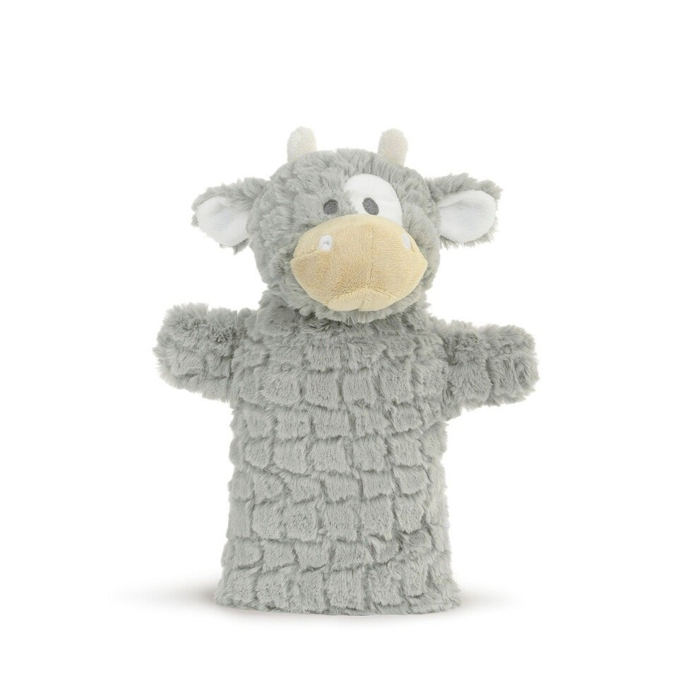 Comet the Cow Puppet