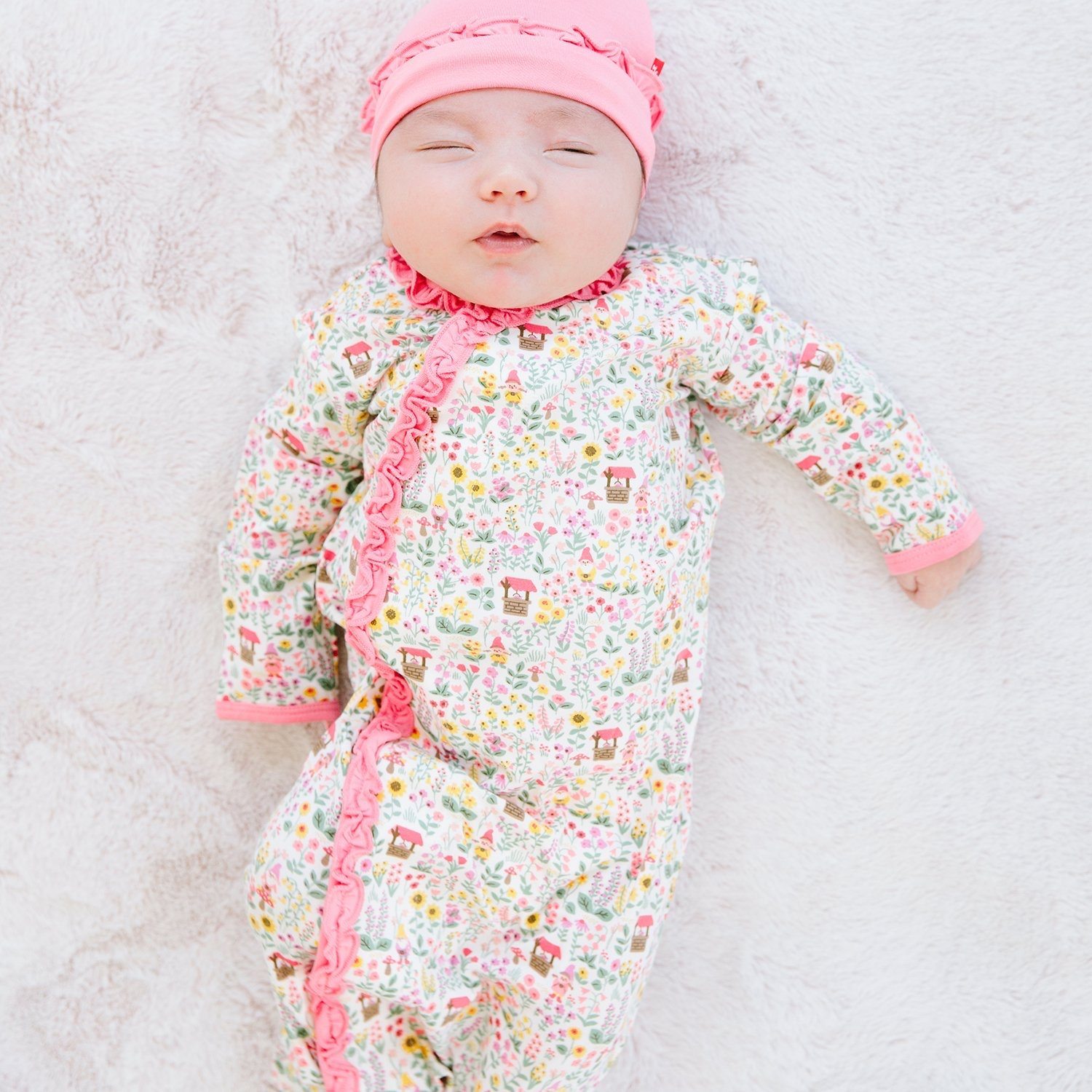Gnome Sweet Gnome Modal Gown and Hat