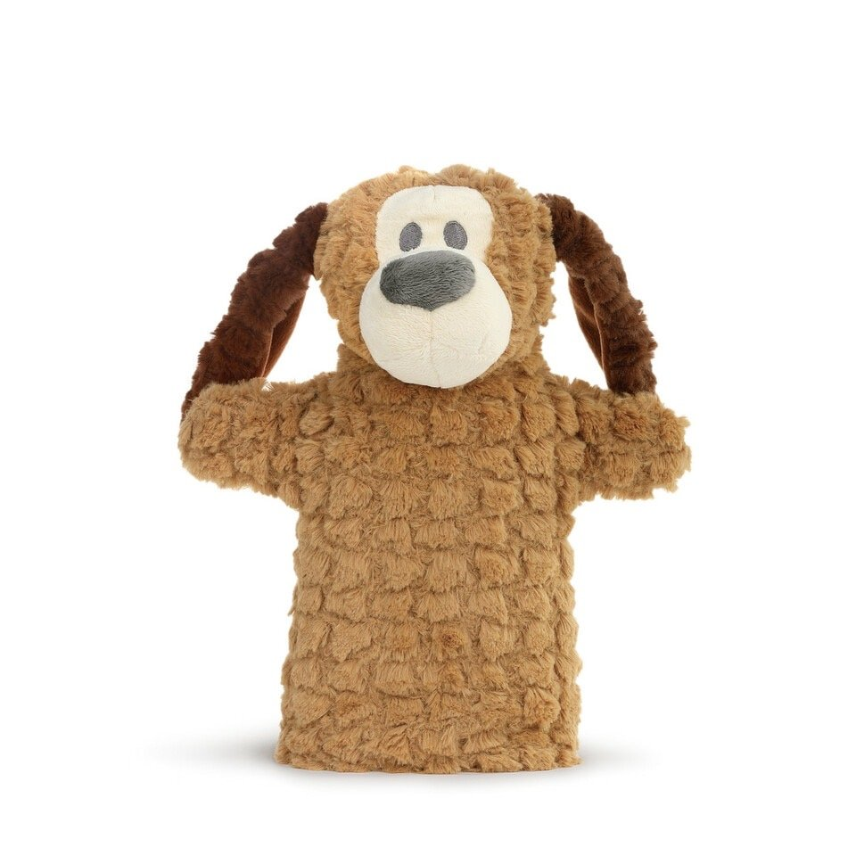 Lincoln the Dog Puppet