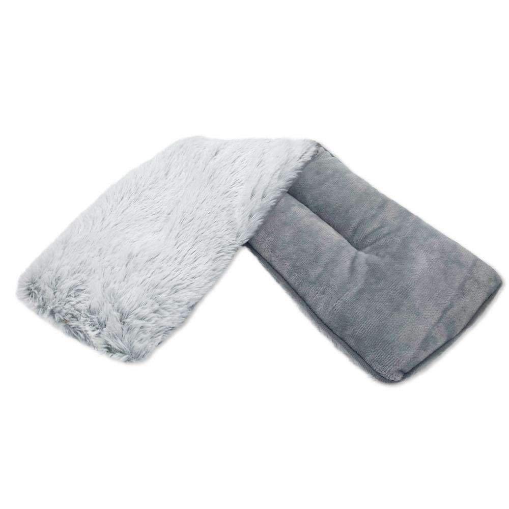 Marshmallow Gray Warmies Neck Wrap