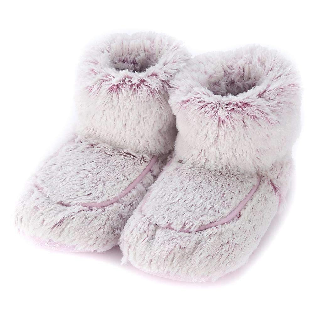 Marshmallow Pink Warmies Booties