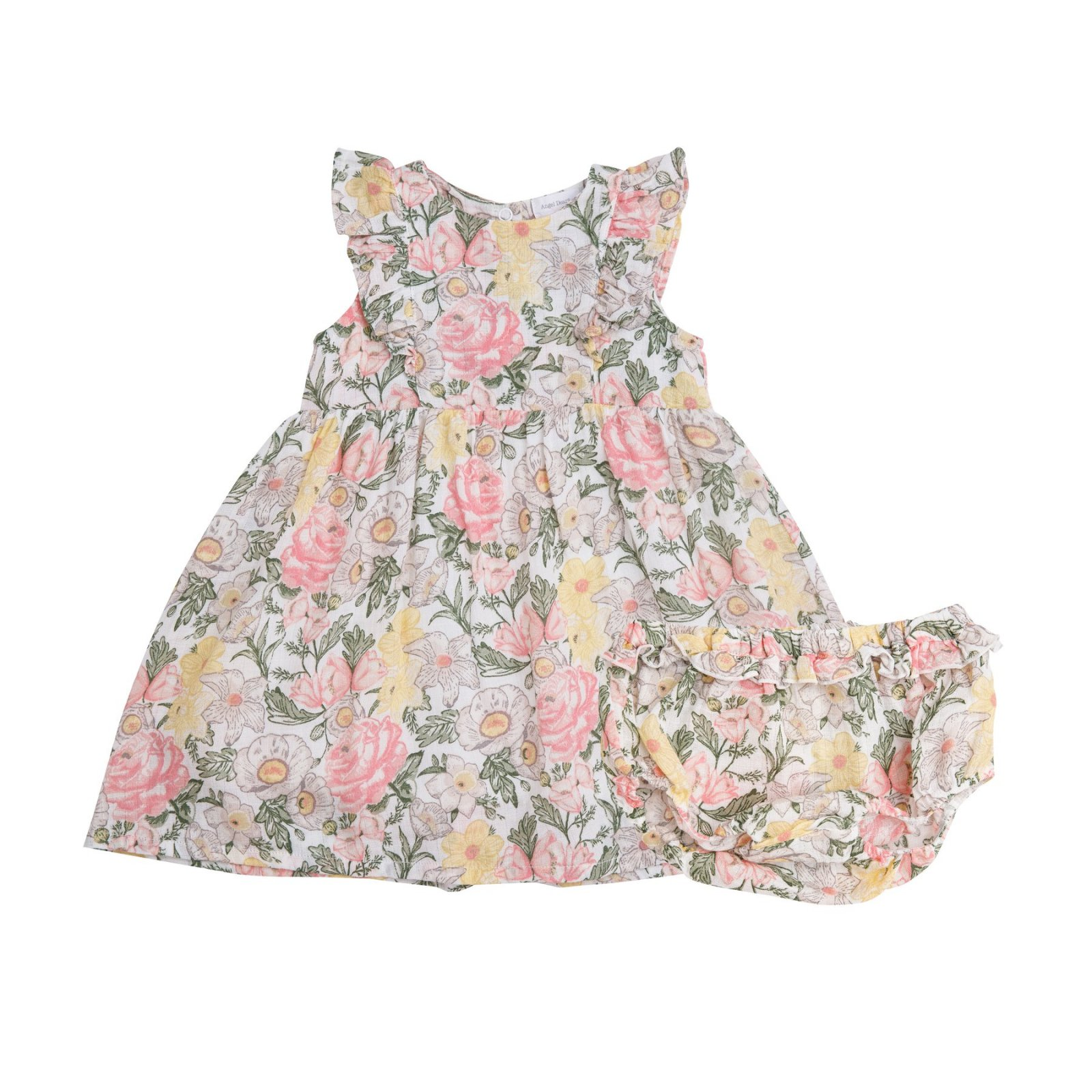 Dress and Diaper Cover