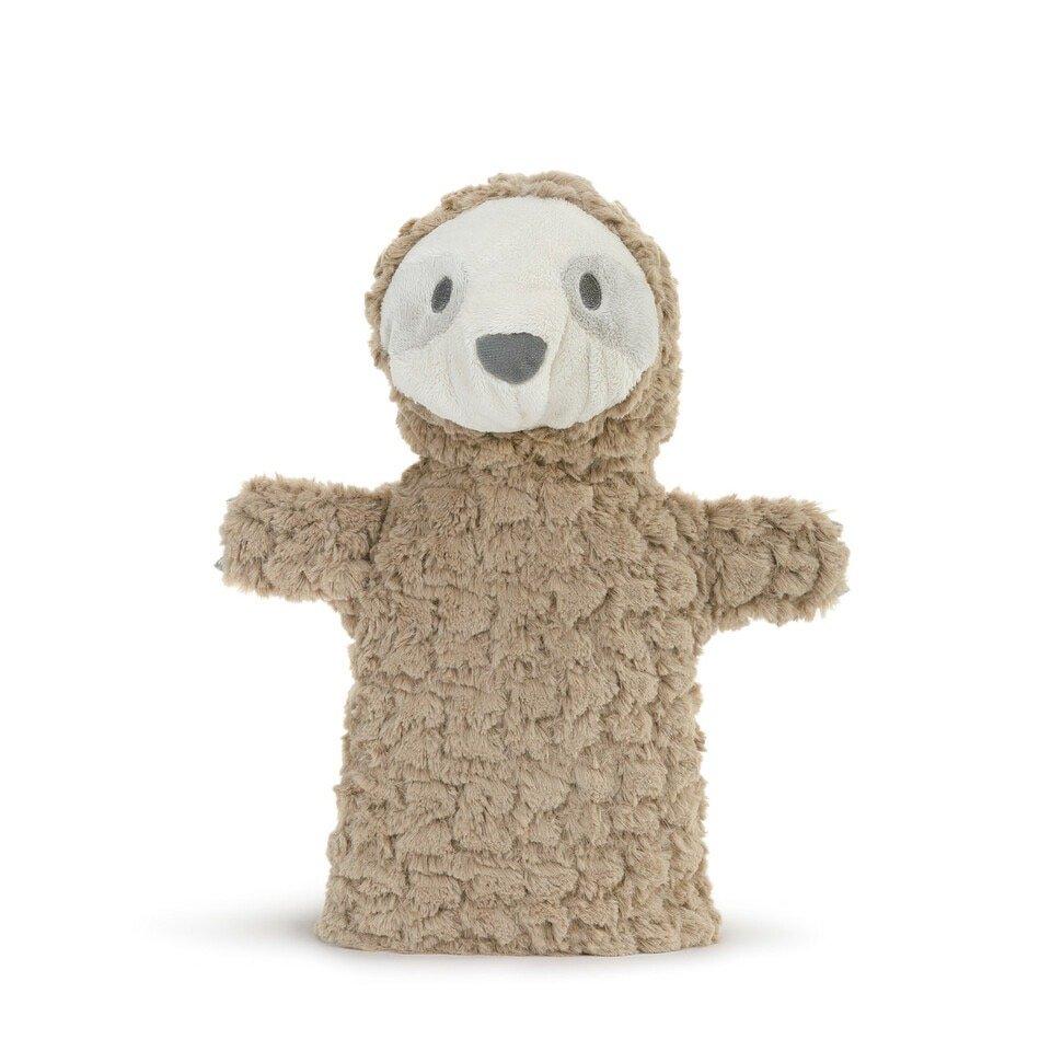 Sebastian the Sloth Puppet