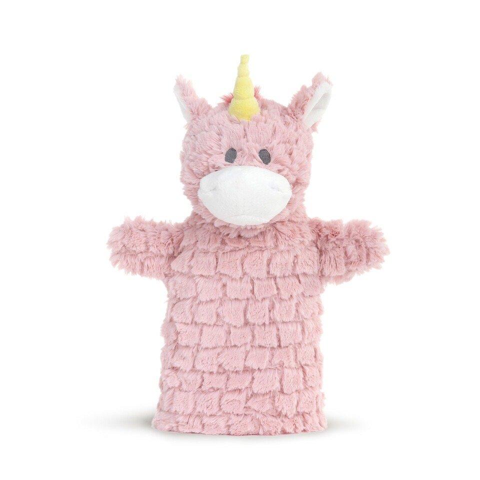 Sparkles the Unicorn Puppet