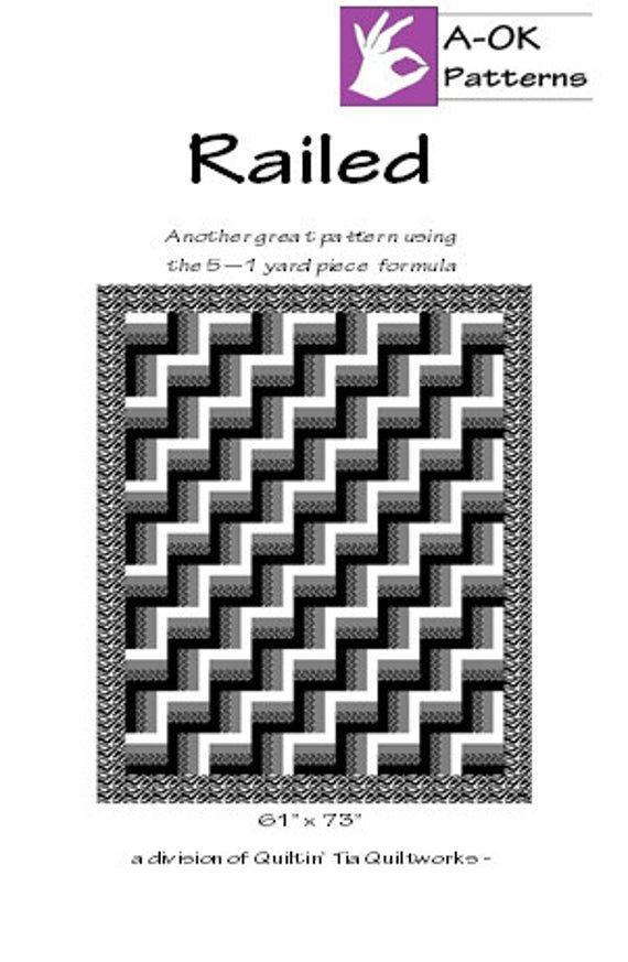 Railed - A-OK Pattern