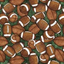 GRIDIRON, Footballs, Green