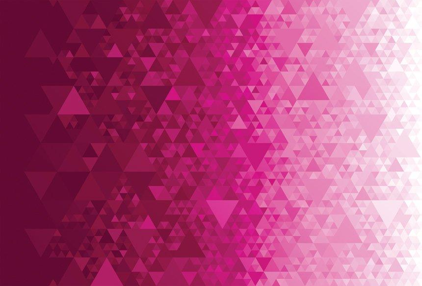 Gradients Kaleidoscope Dig Pink