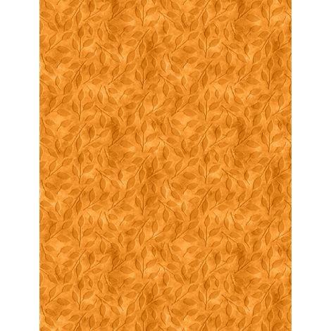 Happy Gatherings -    Tonal Leaf Toss Golden Brown