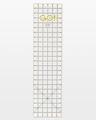 ACC GO! Quilting Ruler - 6 x 24