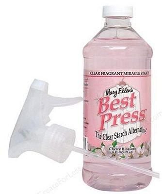 16oz Best Press Spray Cherry Blossom