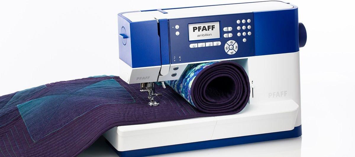 PFAFF Machine Ambition 610