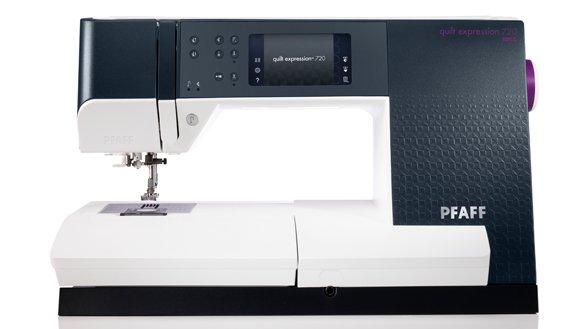 PFAFF Machine Quilt Expression 720