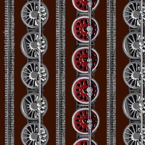 Locomotion - Stripes Brown