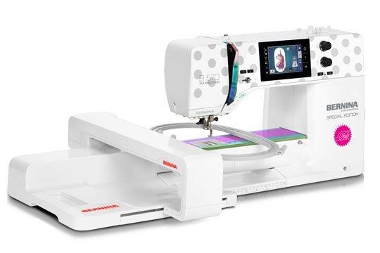BERNINA Machine NEW VERSION TULA PINK B570 Sewing Machine