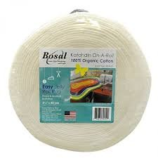BOSAL Katahdin On A Roll 100% Nat Cotton 2.25in x 50yds