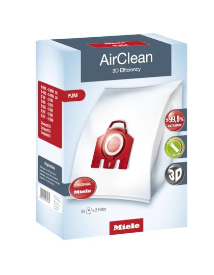 MIELE Bag Dustbag FJM AirClean 3D