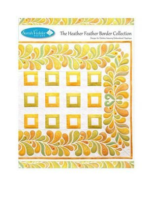 Heather Feathers Borders Collection CD