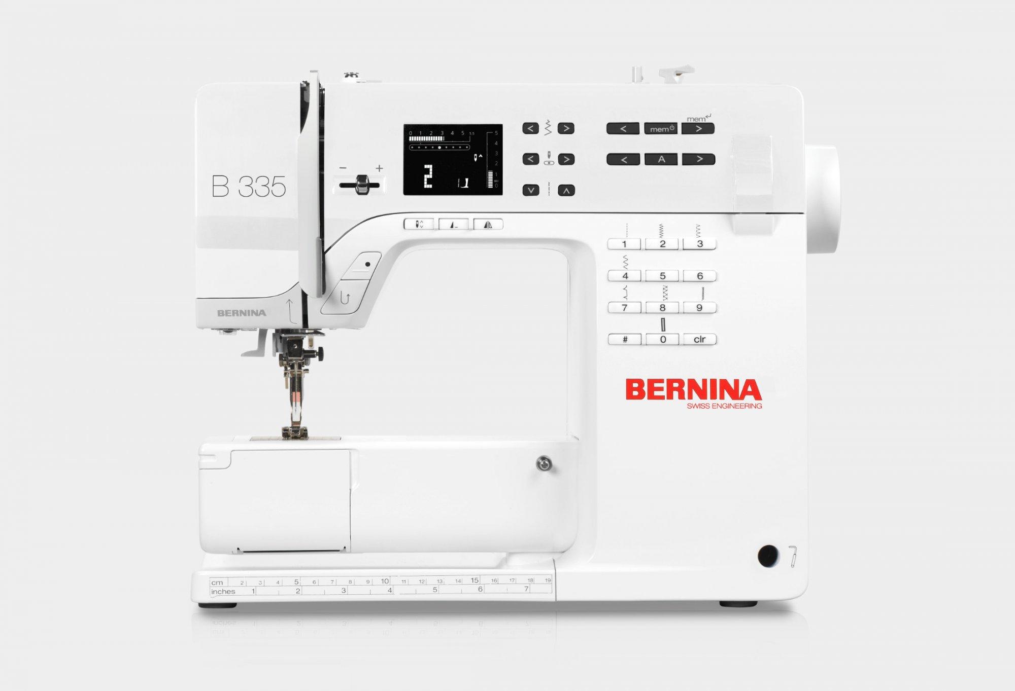 BERNINA MACHINE B335
