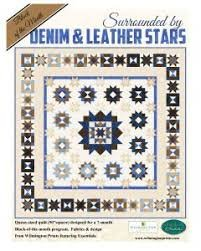 Denim & Leather Stars - August 3rd