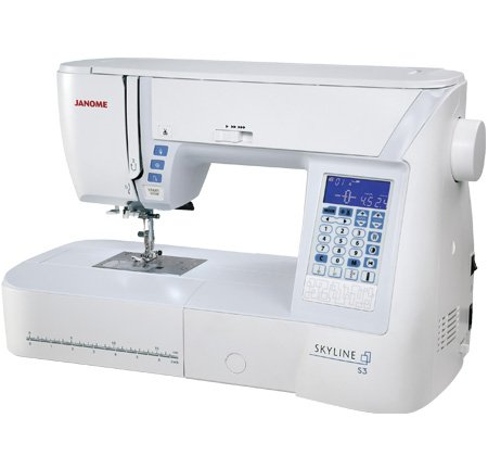 JANOME Machine SKYLINE S3
