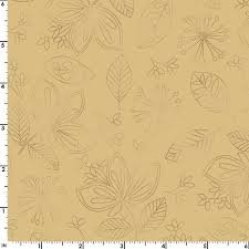 Pearl Essence - Neutral - LT. BROWN LEAVES