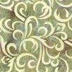 Coastal Chic Batiks Multi - Green/Cream
