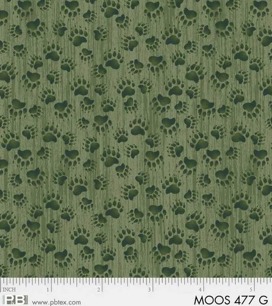 MOOSE MEADOWS 477 - GREEN