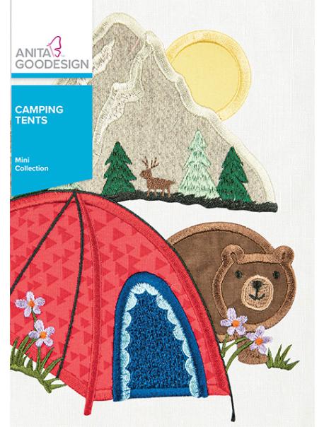 ANITA GOODESIGNS  Camping Tents