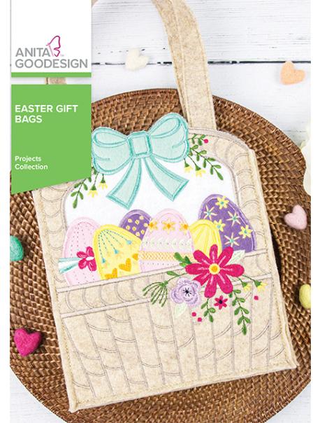 ANITA GOODESIGNS Easter Gift Bags