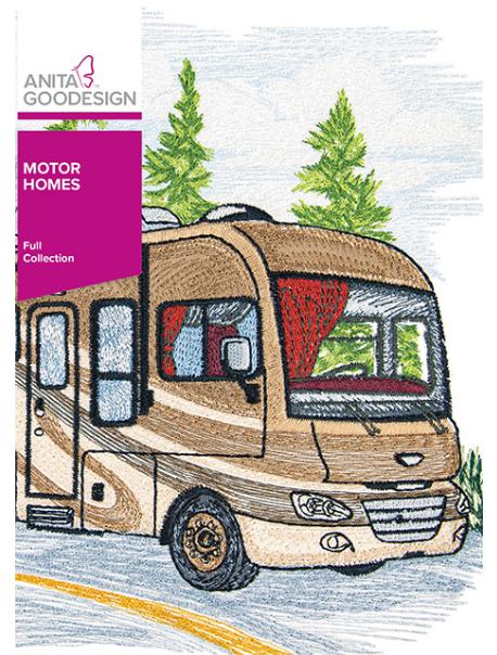 ANITA GOODESIGN: Motor Homes
