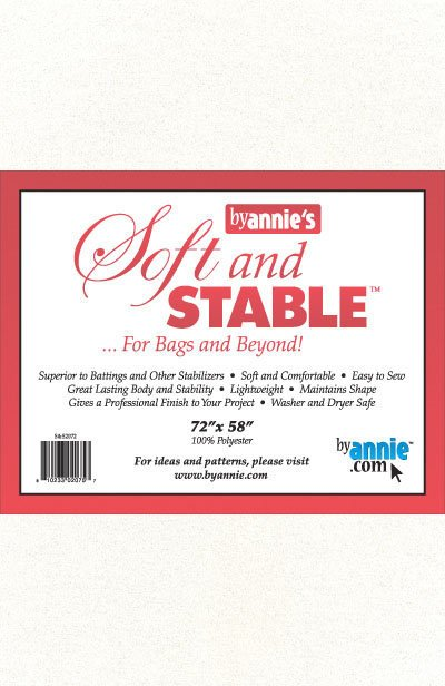 BYANNIE'S SOFT AND STABLE 72 X 58 100% Polyester