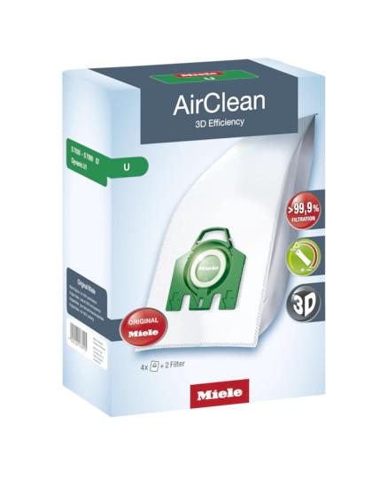 MIELE Bag Dustbag U AirClean 3D