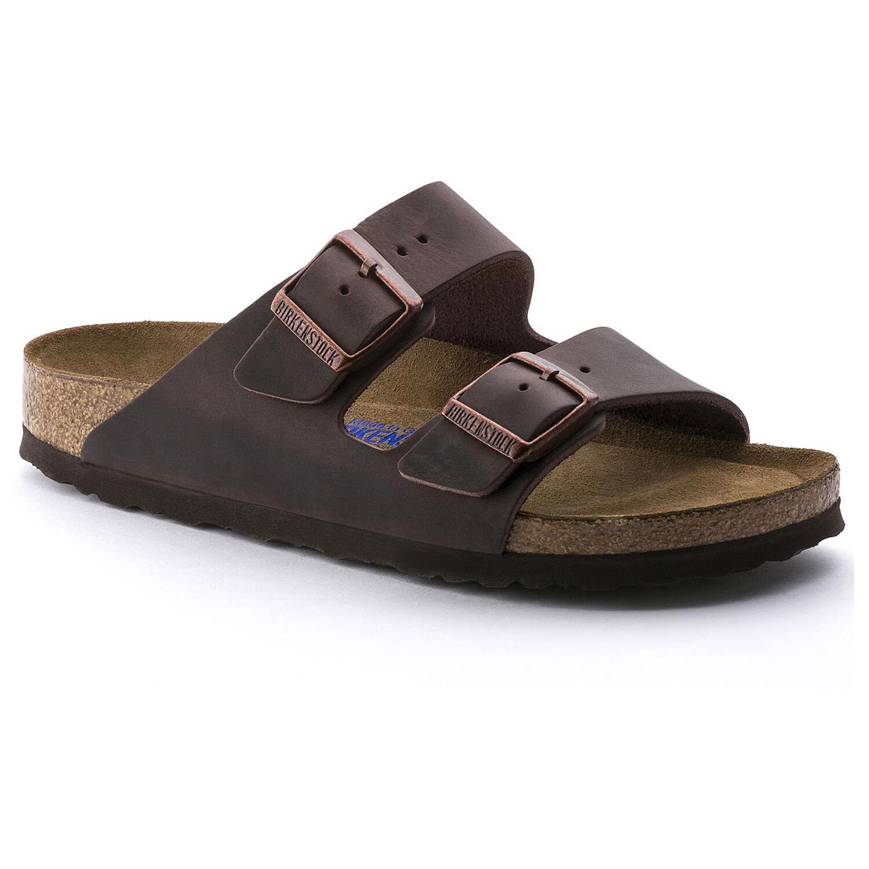 Men's Arizona Leather Soft Footbed