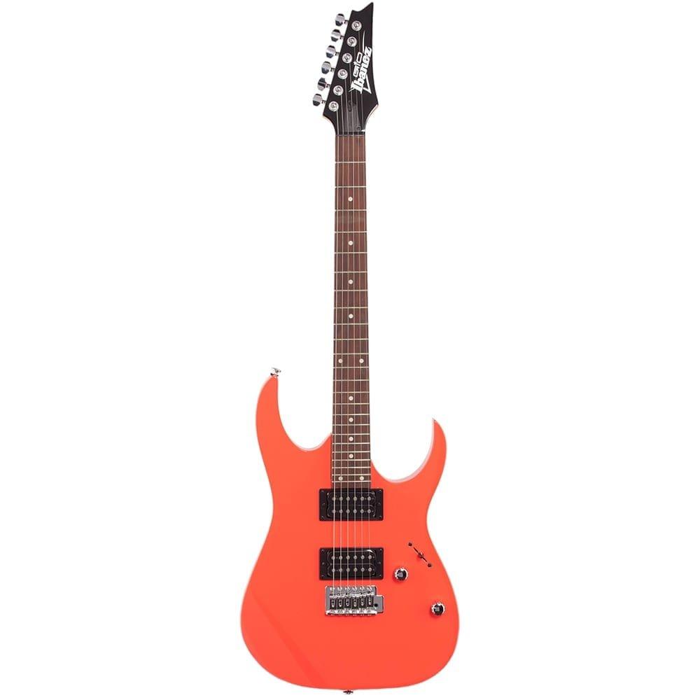 Ibanez Jumpstart Electric Guitar Pack - Vivid Red