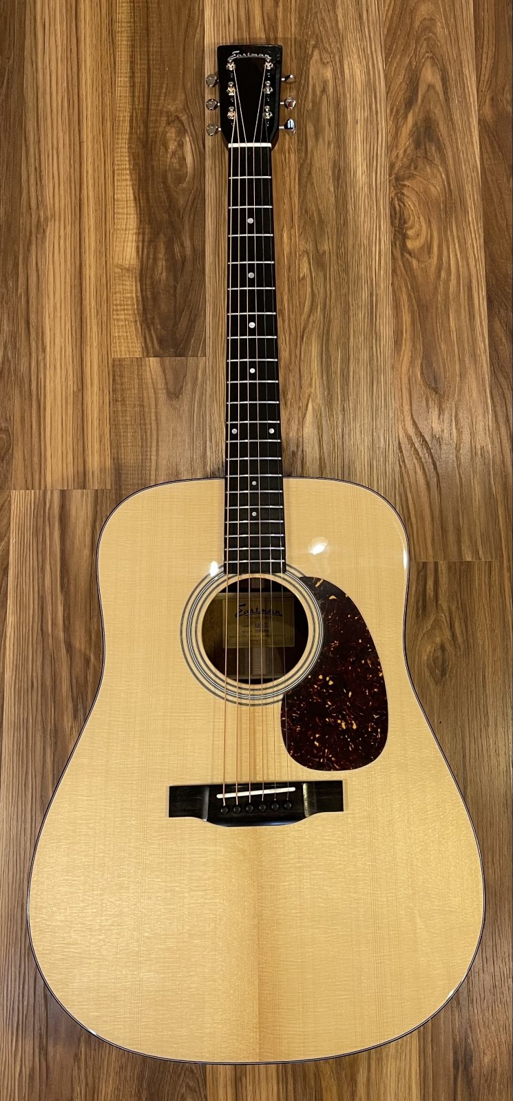 Eastman E6D-TC Swiss Alpine Thermo Cured top