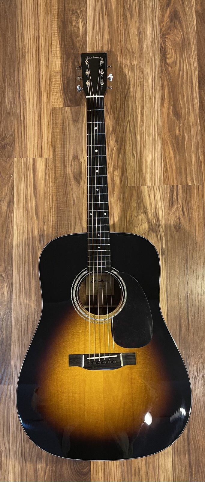 Eastman E10D-SB Acoustic Guitar
