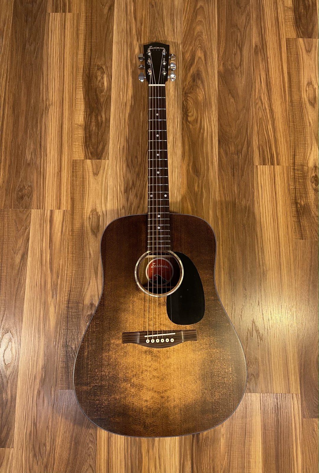 Eastman PCH1-D-CLA Acoustic Guitar