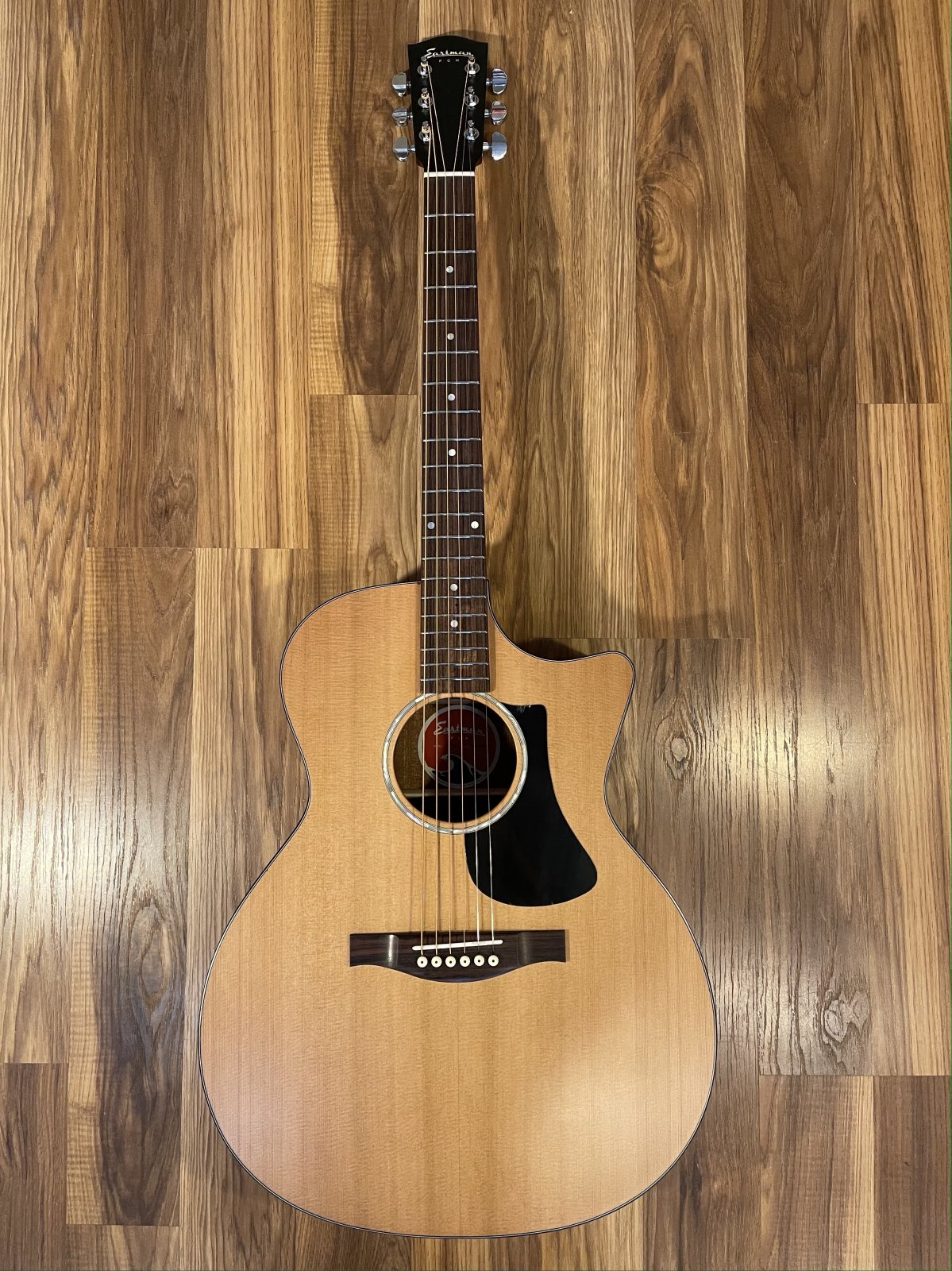 Eastman PCH1-GACE Acoustic Guitar w/padded bag