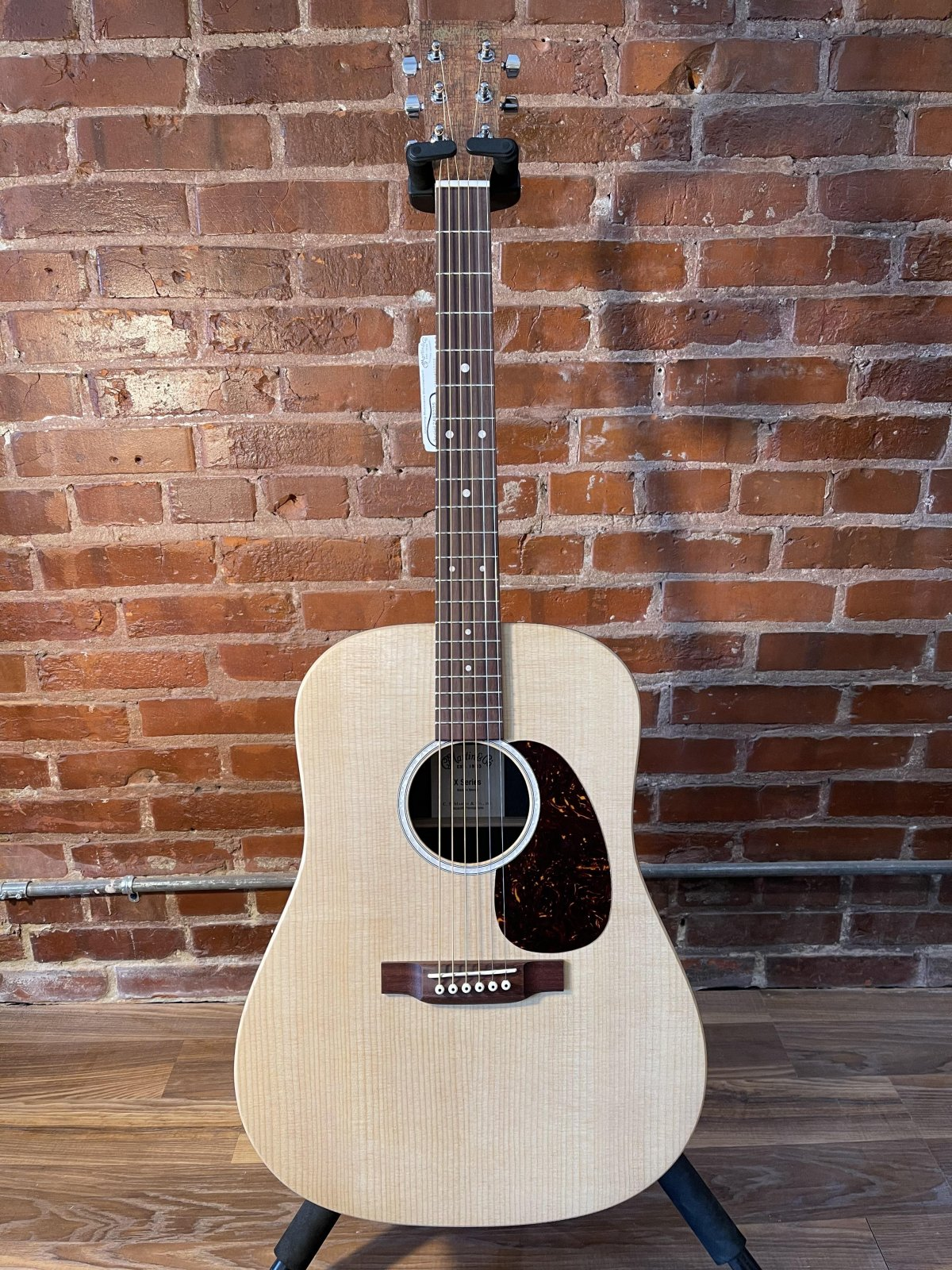 Martin D-X2E Acoustic Guitar Spruce/Koa X Series