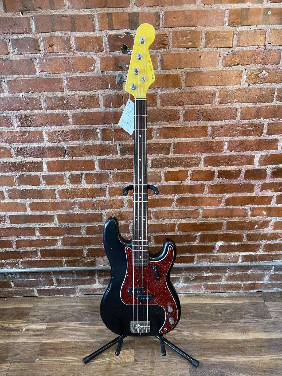 Nash Guitars PB-63 Bass Black
