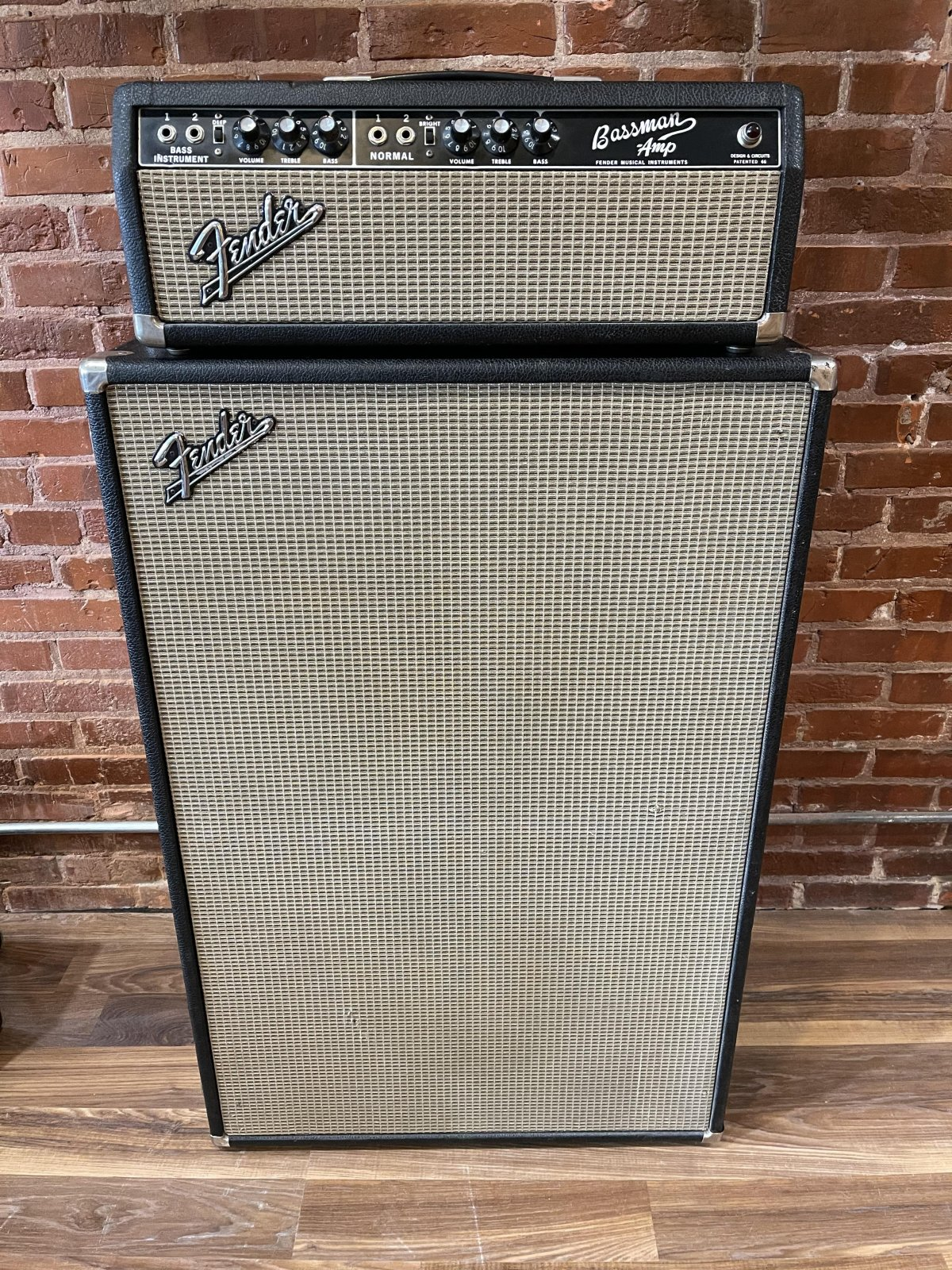 1967 Fender Bassman Amplifier