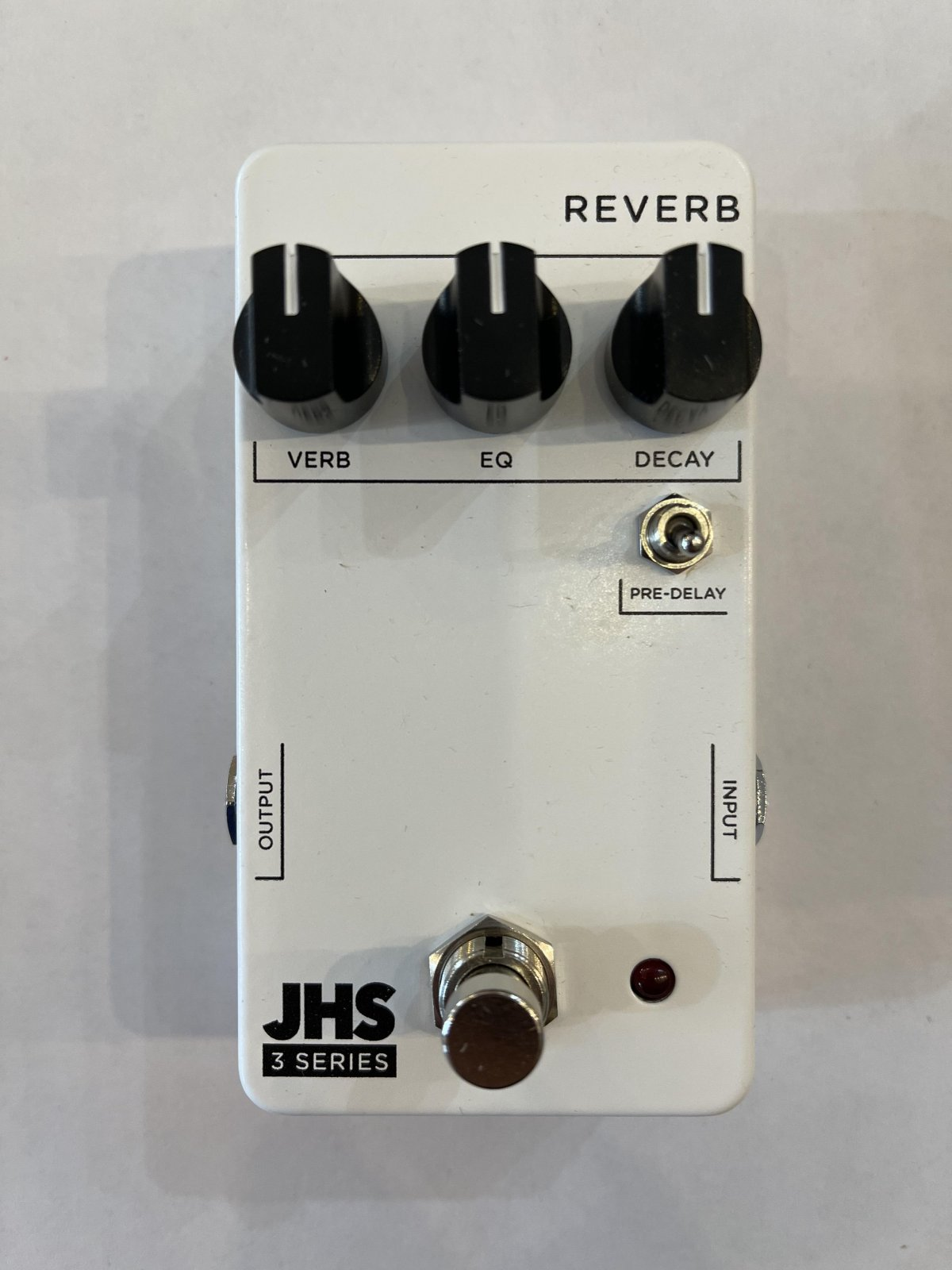 JHS 3 Series Reverb Pedal