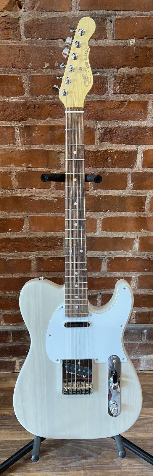 G&L USA Fullerton Deluxe ASAT Classic Alnico Electric Guitar