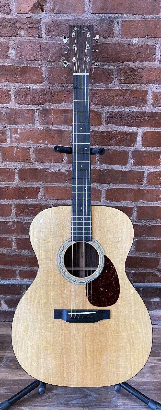2020 Martin OM-21 Acoustic Natural