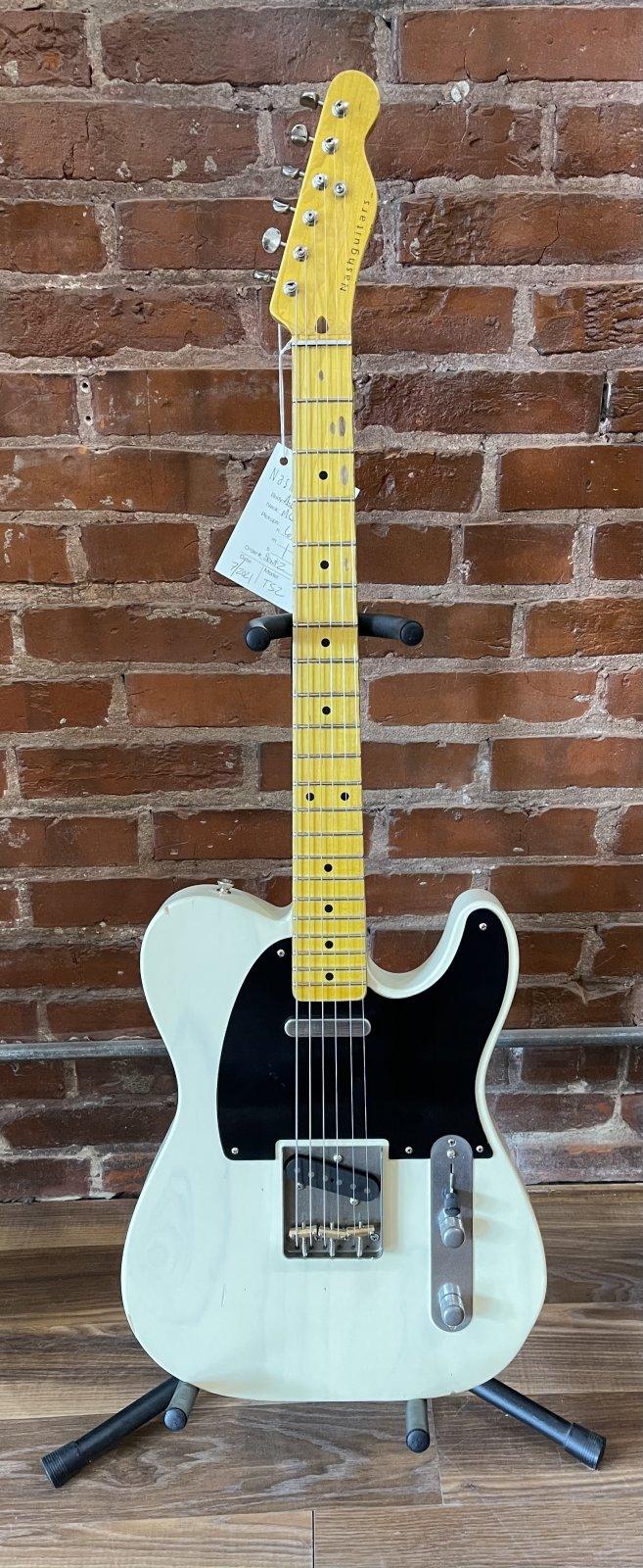 Nash Guitars T-52 Electric Guitar