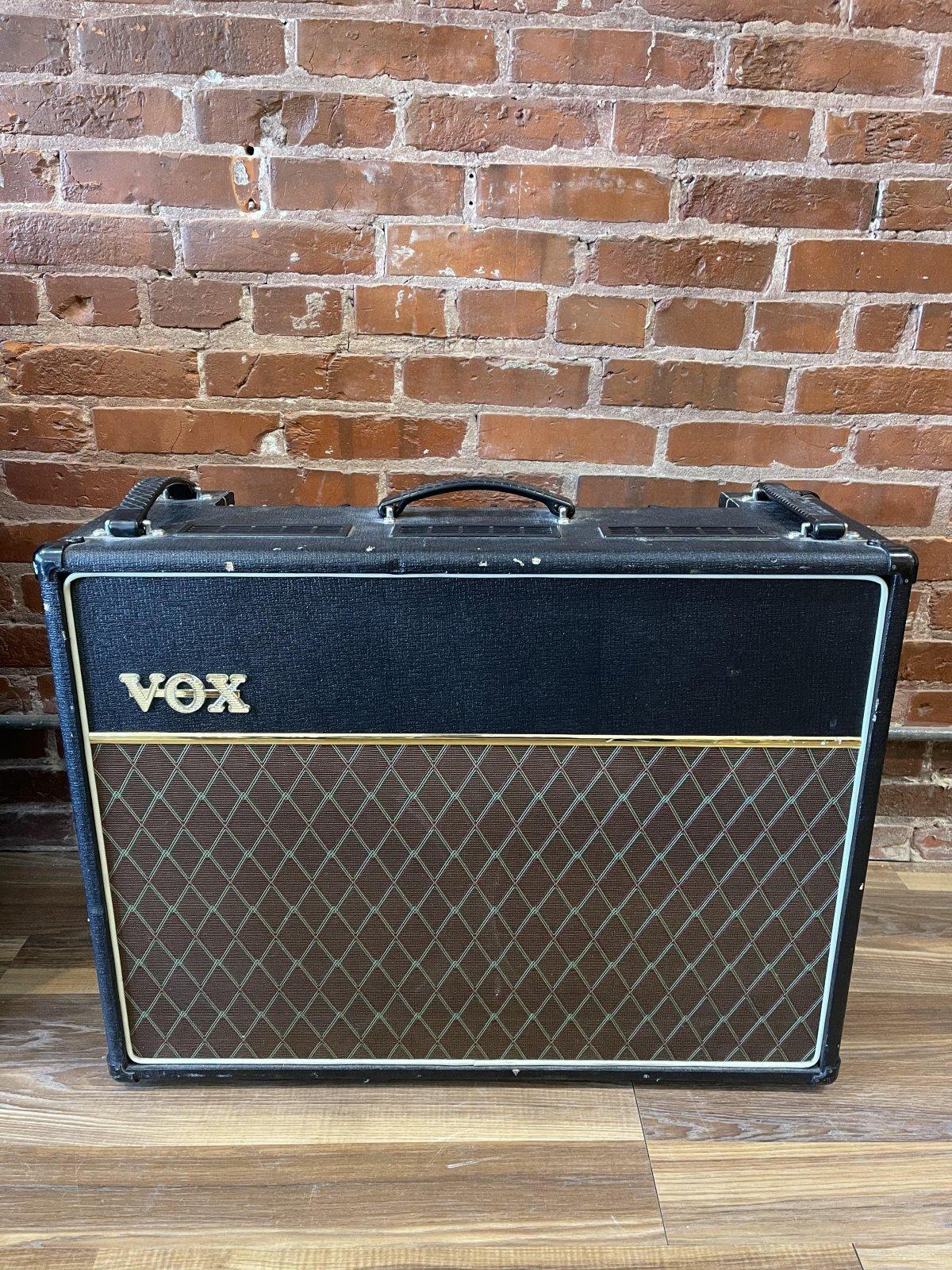 Vox AC30CC2 Combo Amplifier